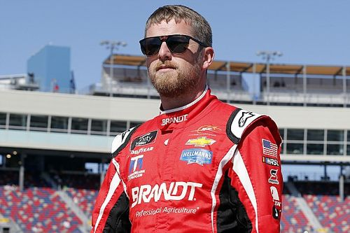 'Stand by' Justin Allgaier ready for starring role at IMS