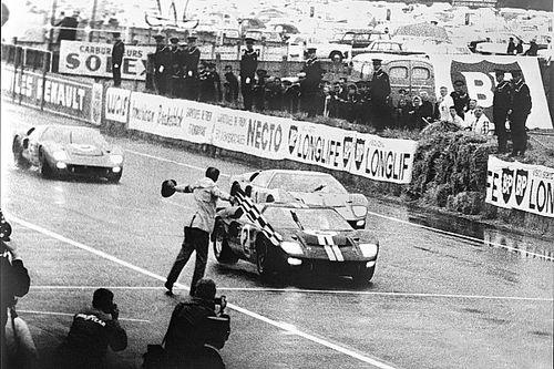 1966, l'année où Ford a mis Ferrari à terre