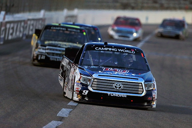 Five things to watch in NASCAR Truck race at Texas