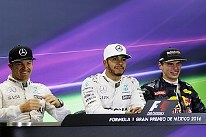 Formula 1 Press conference Mexican GP: Post-qualifying press conference