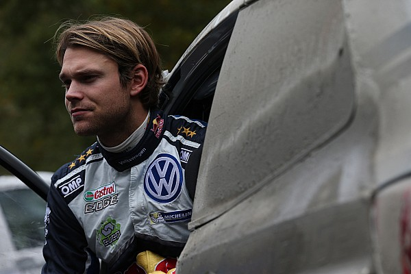 WRC Breaking news Mikkelsen: 2017 Volkswagen block a