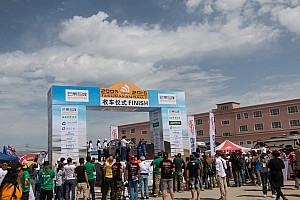 中国汽车越野锦标赛CCR 比赛报告 2016环塔大结局:韩魏两连冠  厂商车队有喜有愁