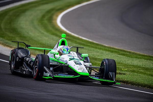 Karam back with Dreyer & Reinbold for fourth Indy 500 start
