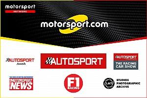 General Motorsport.com news Motorsport Network acquires Autosport & the Haymarket Media Group's motor racing portfolio