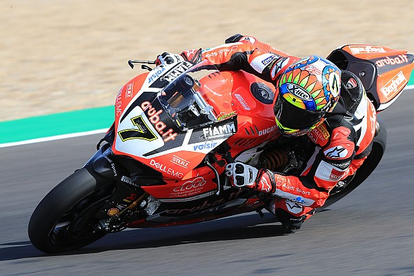 World Superbike Davies says 2018 WSBK rules unfairly penalise Ducati