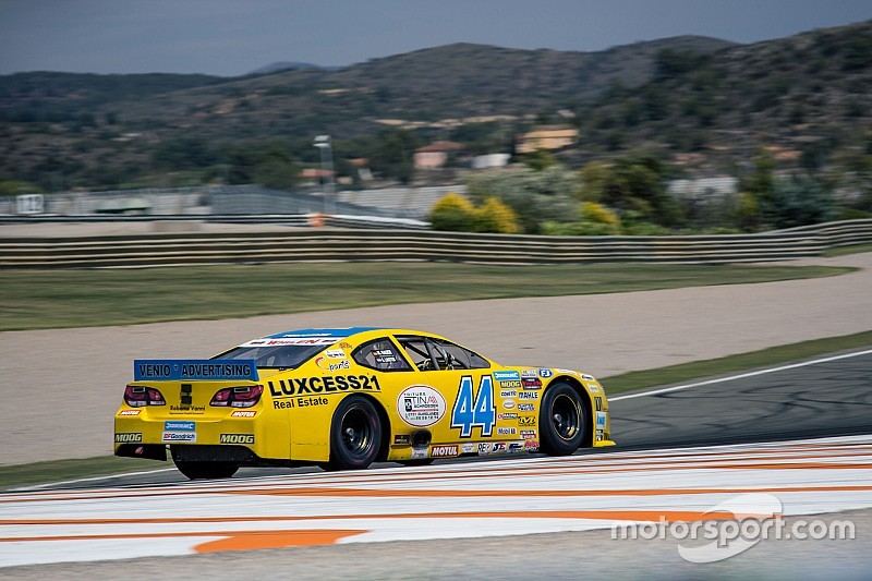 Big goals: Gil Linster wants to conquer the US ovals