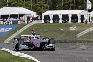 IndyCar Practice report Barber IndyCar: Power tops third practice, King shunts