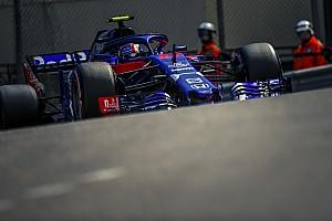 Formule 1 Réactions Gasly : Un