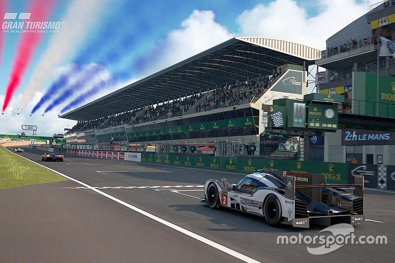 Las 24 horas de Le Mans vuelven a Gran Turismo Sport