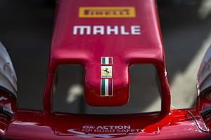 F1 Noticias de última hora El nuevo Ferrari superó el crash test frontal de la FIA