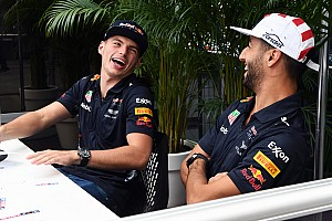 Formel 1 News Ricciardo: Red-Bull-Duell wird nicht eskalieren wie Hamilton gegen Rosberg