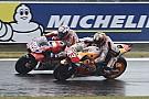 MotoGP Marquez sorry for reaching