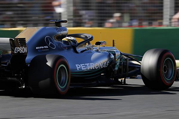 Формула 1 Отчет о тренировке Хэмилтон опередил Ферстаппена во второй тренировке Гран При Австралии