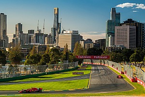 Live: Follow the Australian GP as it happens