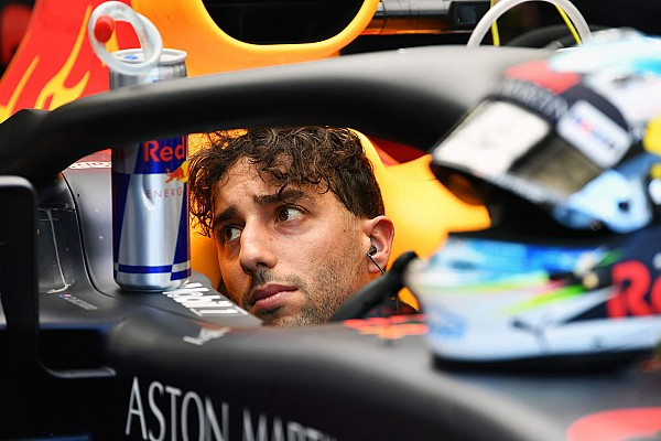 Formula 1 Breaking news Ricciardo hit with three-place grid penalty