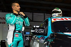 Supercars Practice report Winton Supercars: Caruso leads Nissan one-two in Practice 2