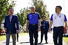 """F1 トロロッソ、ホンダ、日本……相手に対する""""理解""""が、良い関係を築く"""