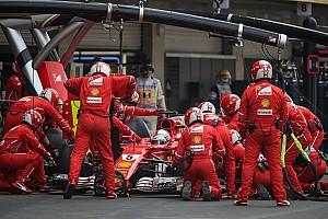 Аналіз: чи програла Ferrari титул Ф1 на піт-стопах?