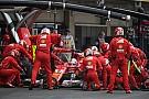 Analisi: cosa manca alla Ferrari per essere al top nei pit stop?