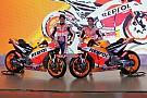 MotoGP La Honda ha presentato la RC213V di Marquez e Pedrosa a Jakarta