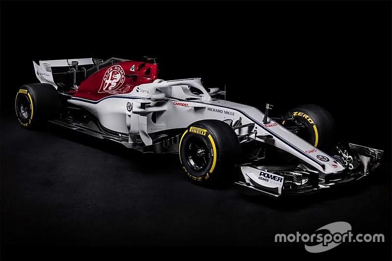 Alfa Romeo Sauber: la C37 ha il muso con le narici e le doppie bocche!