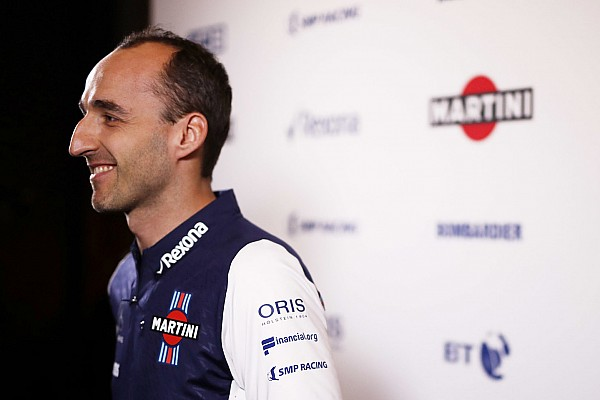 WEC Breaking news Kubica to test for Manor LMP1 squad at Aragon