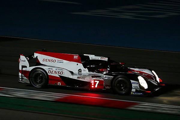 Le Mans Últimas notícias Pensando em Le Mans, Toyota testa carro com roda a menos