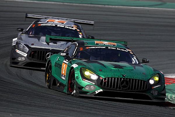Black Falcon takes outright win at the 24H Dubai in 2018