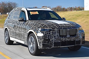 Automotive News BMW X7: Erste Bilder