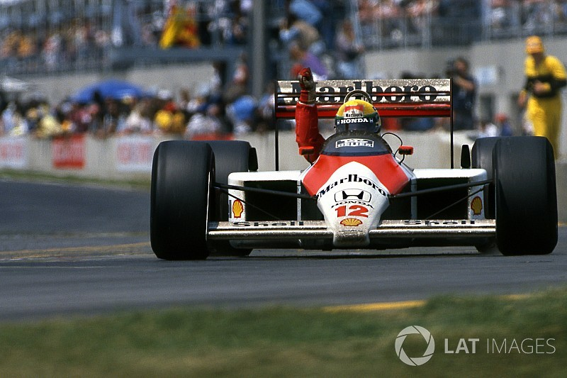 "30 anos: O 1º ""mano a mano"" de Senna e Prost na McLaren"