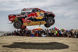 Dakar ステージレポート ダカールラリー2018スタート! 初日はトヨタが1-2。プジョーに試練
