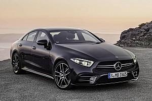 Mercedes запустила гібридний модельний ряд AMG 53