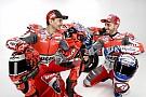 MotoGP Une possible lutte interne n'inquiète pas Ducati