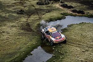 Dakar Resumen del tramo Peterhansel gana pero Sainz se mantiene al frente