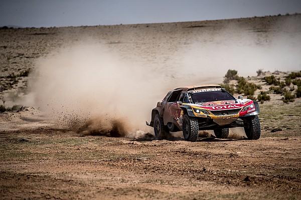 Dakar 2018, Stage 10: Peterhansel wins, passes Al-Attiyah