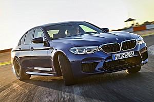 OTOMOBİL Haberler BMW M5'in daha güçlü versiyonunun üretim tarihi belli oldu
