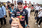 Dakar Sainz says son got