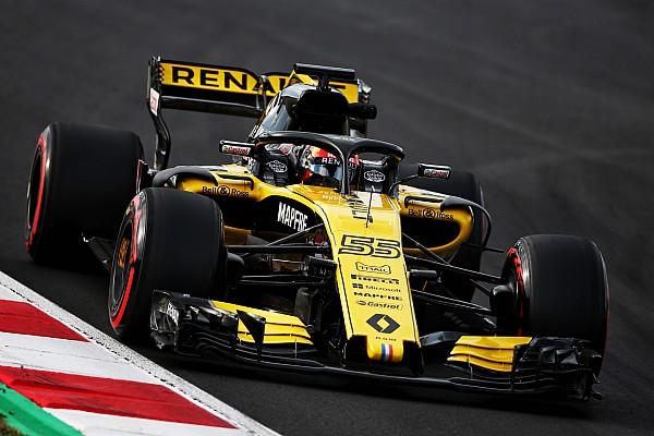 Formula 1 Son dakika Renault pilotları, sezon ortasında gelişmelerini bekliyor