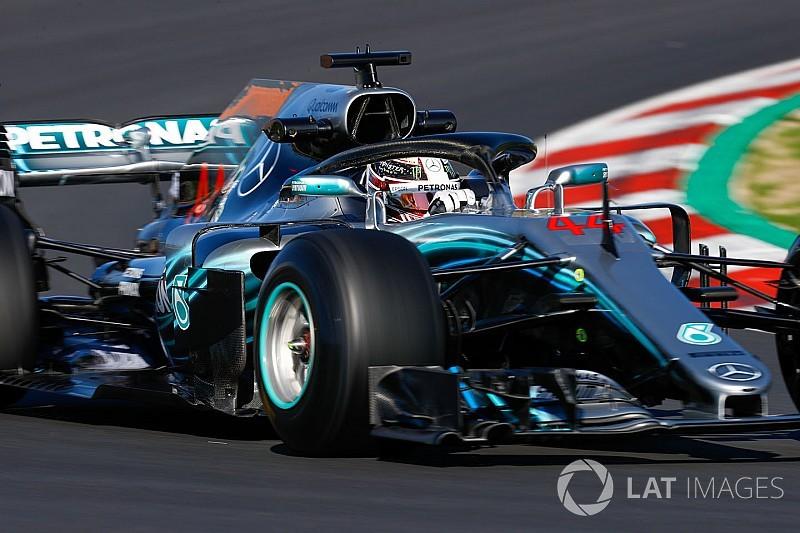 Mercedes'in aerodinami konusunda zorladığını gösteren detaylar