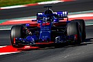 Formula 1 Hartley: 2018'de kendimi kanıtlayacağım