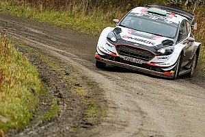 WRC Etappeverslag WRC Wales: Evans aan de leiding na eerste dag