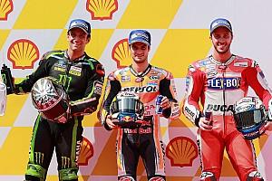 MotoGP Reporte de calificación Pedrosa logró la pole y Márquez largará séptimo en Malasia