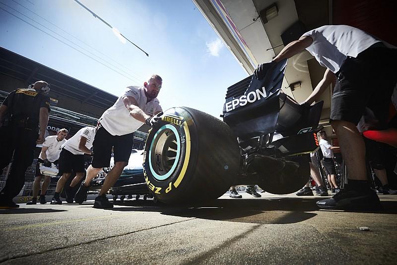 Rekord a Mercedesnél: 5604 kilométer egyetlen egy motorral