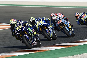 MotoGP News Yamaha wagt Experiment im Rennen: Auf 2016er-Chassis umgebaut