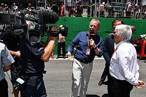 F1 trekt meer tv-kijkers, aantal volgers op social media groeit snel