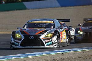 スーパーGT 速報ニュース 中山雄一「来年のRC F GT3は、欧州のGT3勢に負けないマシンに仕上がる」