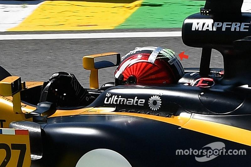 Теханаліз: як Halo впливає на аеродинаміку боліда Renault