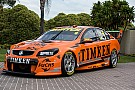 Supercars Percat goes orange for Supercars finale