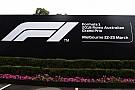 Fórmula 1 Los horarios del GP de Australia