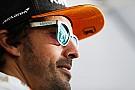 "Alonso: ""A McLaren a legjobbakkal fog harcolni"""